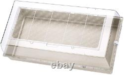 Ferplast Large Plastic Cage for Rabbits and Guinea Pigs MAXI Duna Multi House