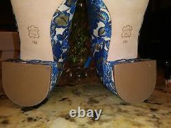 NWOT TORY BURCH Shelby Brocade Bootie Sz 8M-$428