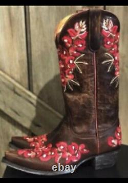 Old Gringo Peggy Sue Boots 9.5