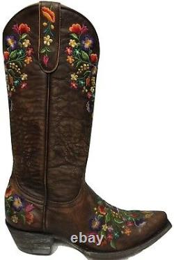 Old Gringo Sora boots