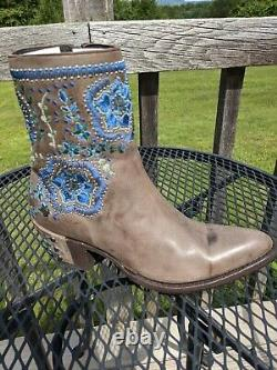 Old Gringo Women's New Hellish Drought Boots Double D Ranch Size 8 NIBGorgeous