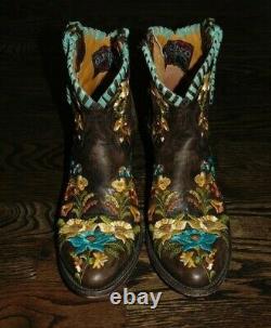 Boot De Cow-boy Haut Gringo De Gringo Femmes 10 B