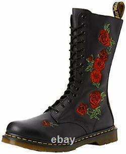 Dr. Martens Femme 14-eye Vonda Casual Boot, Blac Choisissez Sz / Couleur