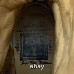 Frye Jennifer Estes Collection Par Hope Western Bottes En Cuir Femmes Us Taille 7 B