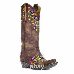 Old Gringo Sora 13 Brass Western Boots L841-3