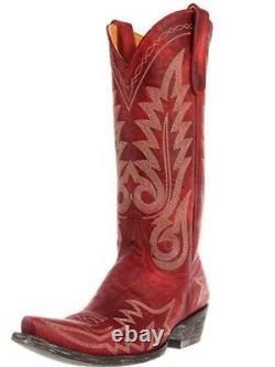 Old Gringo Women's L175-262 Western Boots Nevada En Rouge