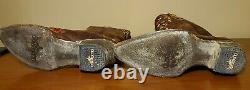 Women's Old Gringo L841-3 Sora Cowboy Boot Size 7 Moyen Pré-possédé